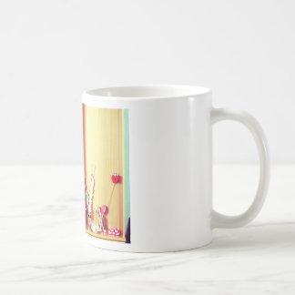 pink dress coffee mugs