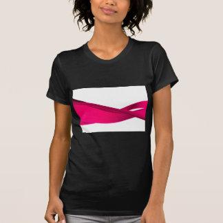 Pink dynamic waves T-Shirt