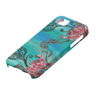 Pink Elephant Case-Mate ID iPhone 5 Case
