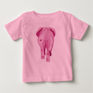 Pink Elephant SWAK Baby T-Shirt