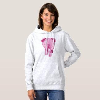 Pink Elephant SWAK Hoodie