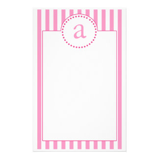 Pink (Emmy's Collection) Custom Stationery