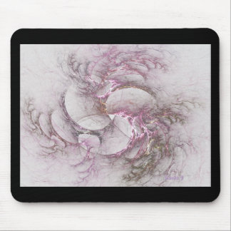 Pink Energy Mouse Pad