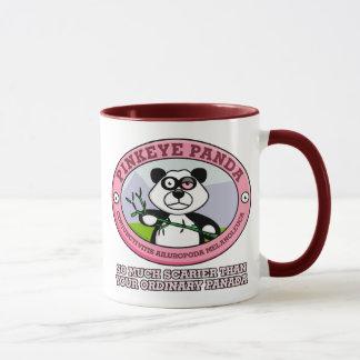 Pink Eye Panda Mug
