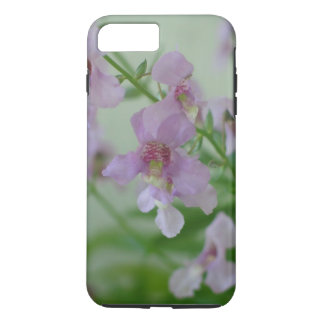 Pink fairy flowers Tough I Phone Case