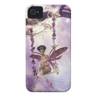 Pink Fairy Swing Blackberry Bold Case