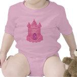 Pink Fairytale Castle Romper