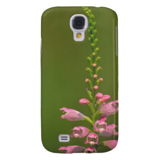 Pink False Dragonhead Flower HTC Vivid Cover