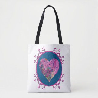 Pink Fantasy Tote Two