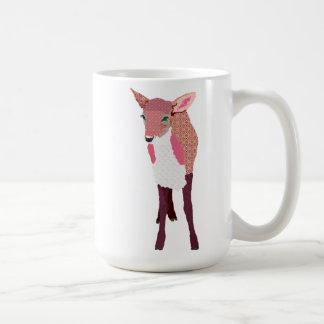 Pink Fawn Mug