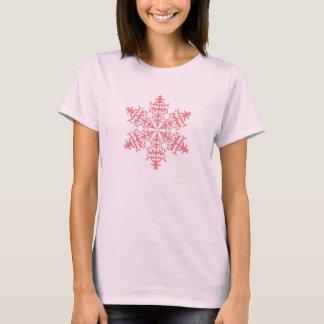 Pink Flake 6 T-Shirt