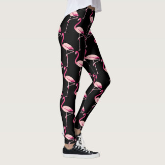 Pink Flamingo 101 Leggings