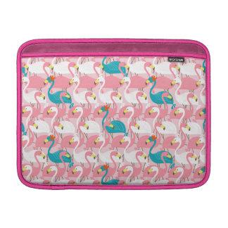 "Pink Flamingo 13"" Sleeve For MacBook Air"