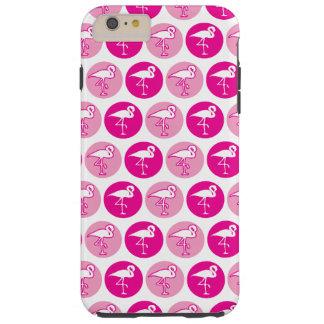 Pink Flamingo Case-Mate Tough iPhone 6 Plus Case