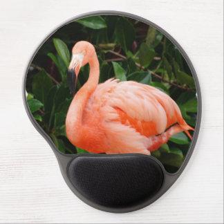 Pink Flamingo Gel Mousepad