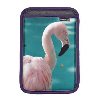 Pink Flamingo iPad Mini Sleeve
