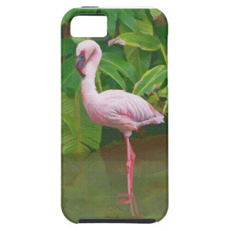 Pink Flamingo iPhone 5 Case