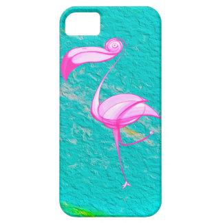 Pink Flamingo - iPhone - PELICAN FLY! iPhone 5 Cases