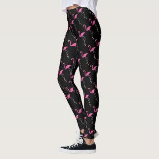 Pink Flamingo Leggings