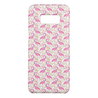 Pink Flamingo Pattern Case-Mate Samsung Galaxy S8 Case