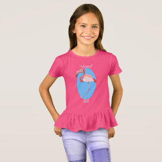 Pink Flamingo // Stand Tall T-Shirt
