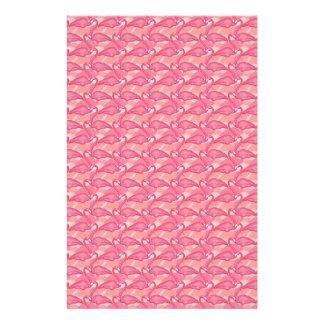 Pink Flamingo Stationery
