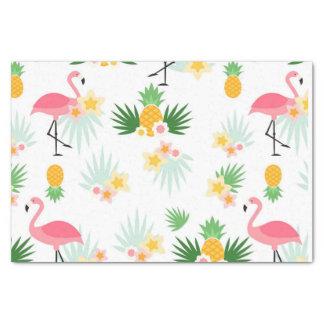 Pink Flamingo Tissue Paper