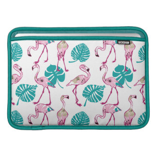 Pink Flamingos Sleeve For MacBook Air