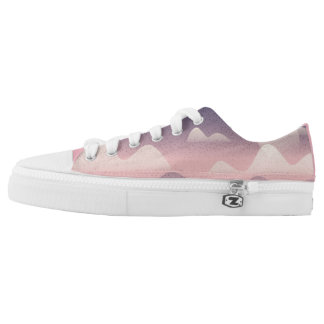 Pink Flight Low Tops
