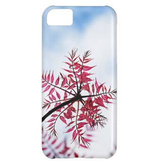 Pink Floral Design Art Glow Gradient Digital Art L Case For iPhone 5C