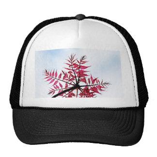 Pink Floral Design Art Glow Gradient Digital Art L Trucker Hat