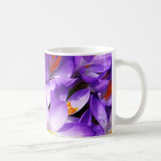 Pink Floral Design Art Glow Gradient Digital Art L Mugs