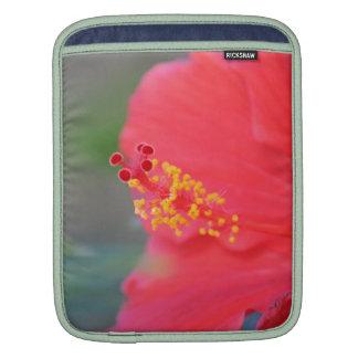 Pink Floral iPad Sleeve