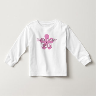 Pink Floral Twin Tee Shirt