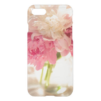 Pink Floral Uncommon iPhone 7 Clearly™ Deflector iPhone 7 Case