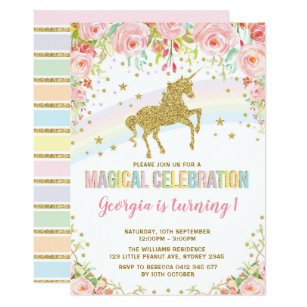 rainbow party invitations announcements zazzle au
