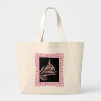 Pink Flower ~ Bag