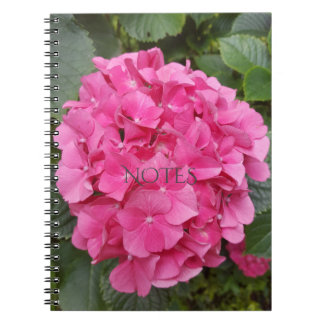 Pink Flower Floral Photography Nature Notebooks