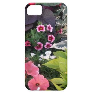 Pink Flower Garden iPhone 5 Case