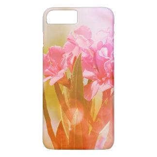 Pink Flower I phone Image iPhone 8 Plus/7 Plus Case