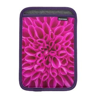 Pink Flower iPad Mini Sleeve