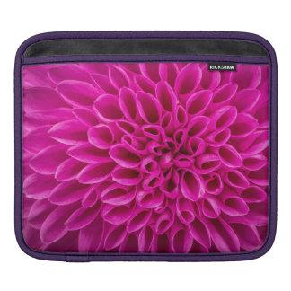 Pink Flower iPad Sleeve