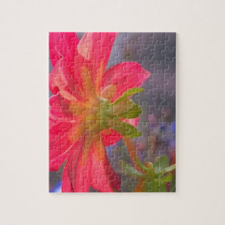 Pink Flower Jigsaw Puzzle