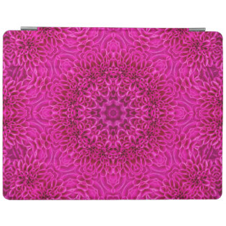 Pink Flower Kaleidoscope iPad Smart Covers iPad Cover