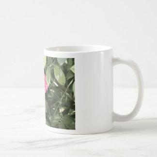 Pink Flower Motif III Coffee Mug
