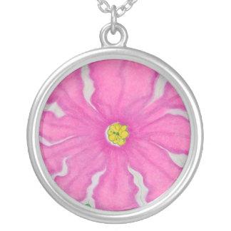 Pink Flower Jewelry
