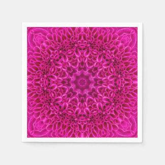 Pink Flower Pattern   Paper Napkins, 5 styles Paper Napkin