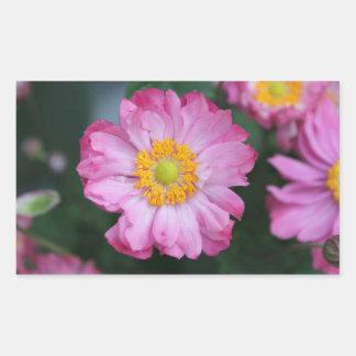 Pink Flower Photography Garden Sticker