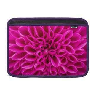 Pink Flower Sleeve For MacBook Air