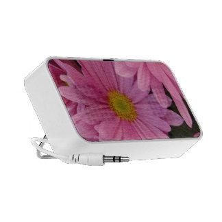 Pink Flower Speaker